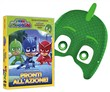Pj Masks - Super Pigiamini Pronti All'azione! (Geco Edition) (Dvd+maschera)