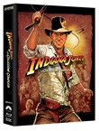 Indiana Jones Quadrilogia (5 Blu-ray)
