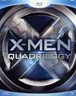 X-Men - Quadrilogy (4 Blu-Ray)