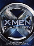 X-men - Quadrilogy (4 Dvd)