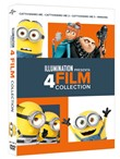 Minions Collection (4 Dvd)