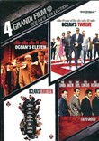 Ocean's Collection - 4 Grandi Film (4 Dvd)