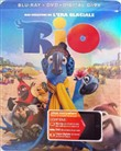 Rio (Blu-Ray+dvd+digital Copy)