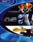 Hitman / Alien Vs. Predator / The Transporter (3 Blu-ray)
