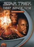 Star Trek Deep Space Nine Stagione 04 #01 (3 Dvd)