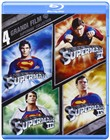 Superman - 4 Grandi Film (4 Blu-Ray)