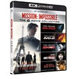 Mission Impossible Collection (6 Blu-Ray 4k Ultra Hd+7 Blu-Ray)