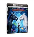 Dragon Trainer 3 - Il Mondo Nascosto (Blu-Ray 4k Ultra Hd+blu-Ray)