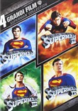 Superman - 4 Grandi Film (4 Dvd)