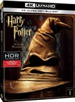 Harry Potter e La Pietra Filosofale (4k Ultra Hd+blu-Ray)