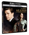 Allied - Un'ombra Nascosta (Blu-Ray 4k Ultra Hd+blu-Ray)