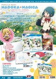 Madoka Magica #02 (Eps 05-08) (limited Fan Edition) (dvd+blu-ray+cd+booklet+figure+card)