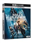 Maze Runner: La Rivelazione (4k Ultra Hd+blu-Ray)