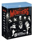Monsters - The Essential Collection (Ltd Ed) (8 Blu-ray)
