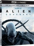 alien: covenant uhd