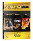 Les Miserables / Whiplash / Ray - Oscar Collection (3 Blu-Ray)