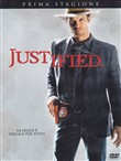 Justified - Stagione 01 (3 Dvd)
