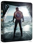 Captain America - The Winter Soldier (3d) (ltd Steel Book) (blu-ray+blu-ray 3d)