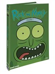 Rick And Morty: Stagione 03 (Mediabook Combo Ce) (Blu-Ray+2 Dvd)