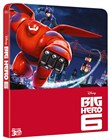 Big Hero 6 (3d) (ltd Steelbook) (blu-ray+blu-ray 3d)