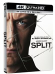 Split (Blu-Ray 4k Ultra Hd+blu-Ray)
