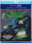 The Green Hornet (3d) (Blu-Ray 3d+dvd)