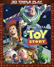 Toy Story (3d) (Blu-Ray+blu-Ray 3d+e-Copy)