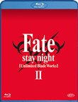 Fate / Stay Night - Unlimited Blade Works - Stagione 02 (Eps 13-25) (3 Blu-Ray)