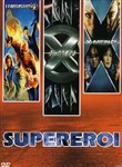 X-men / X-men 2 / I Fantastici 4 - Supereroi Cofanetto #2 (3 Dvd)