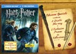 Harry Potter e I Doni della Morte - Parte 01 (Ltd Gift Edition) (2 Blu-Ray+2 Penne)