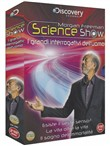 Morgan Freeman Science Show - I Grandi Interrogativi Dell'uomo (2 Dvd)