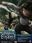 L' Attacco dei Giganti - Season 03 Box #01 (Eps 1-12) (Ltd Edition)