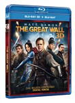 The Great Wall (Blu-Ray 3d+blu-Ray)