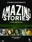 Amazing Stories - Storie Incredibili - Stagione 02 #01 (3 Dvd)