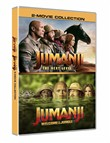 Jumanji: The Next Collection (2 Dvd)
