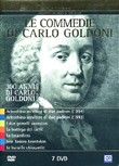 Le Commedie Di Carlo Goldoni Cofanetto Gold (7 Dvd)