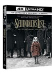 Schindler's List (Blu-Ray 4k Ultra Hd+blu-Ray)