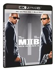 Men in Black 2 (Blu-Ray 4k Ultra Hd+blu-Ray)