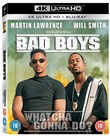 Bad Boys (Blu-Ray 4k Ultra Hd+blu-Ray)