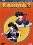 Ranma 1 / 2 Tv Series - Serie Completa #02 (Eps 26-50) (4 Dvd)