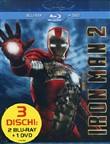 Iron Man 2 (Special Edition) (2 Blu-Ray+dvd)