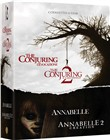Conjuring Collection (4 Blu-Ray)