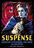Suspense (Special Edition) (Restaurato in Hd) (Dvd+poster 24x37 Cm)