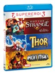 Dottor Strange / Thor - Tales Of Asgard / L' Invincibile Iron Man (Limited Edition) (3 Blu-Ray)