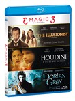 The Illusionist / Houdini / Dorian Gray (Limited Edition) (3 Blu-Ray)