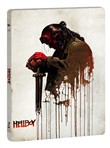 Hellboy (Ltd Steelbook) (Blu-Ray 4k+blu-Ray+10 Card da Collezione)