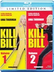 Kill Bill Volume 1 / Kill Bill Volume 2 (Limited Edition) (2 Blu-Ray)