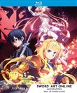 Sword Art Online Alicization War Of Underworld - Ltd Box #01 (Eps 01-12) (3 Blu-Ray)