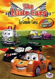 The Little Cars #01 - La Grande Corsa (Dvd+libro)