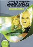 Star Trek Next Generation Stagione 07 #01 (3 Dvd)